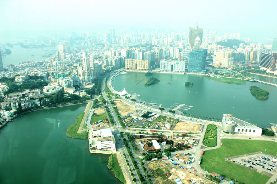 view-from-macau-tower